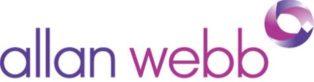 allan webb logo