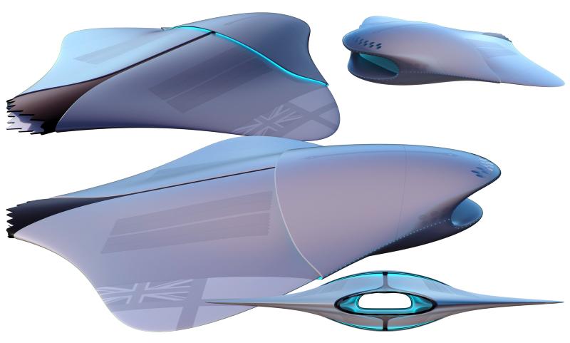 Radical future submarine concepts unveiled to inspire next generation