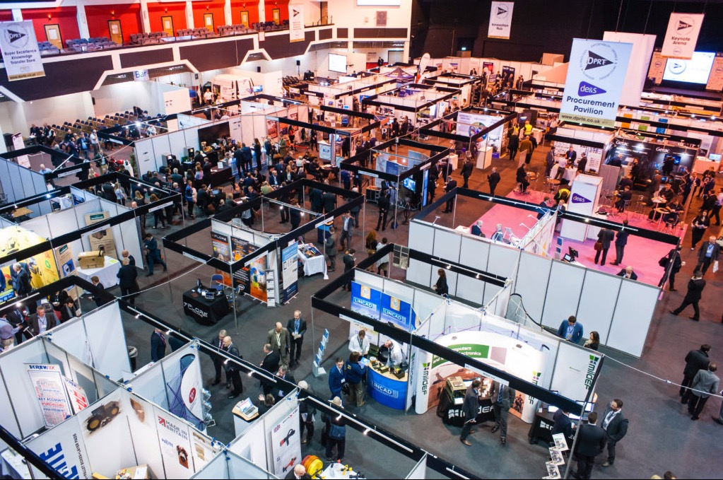 DPRTE 2018 The UK's Premier Defence Procurement and Supply Chain Event 1