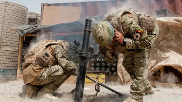 81mm Mortar Full Task Trainer Capability Presentation Day