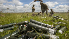 Counter Explosive Ordnance Defence Engagement (CEDE) Industry Briefing