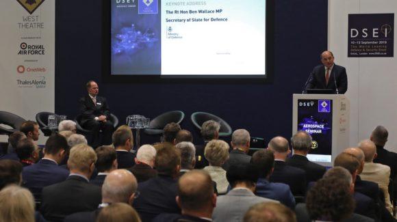 Boost for multi-billion-pound SKYNET 6 programme announced