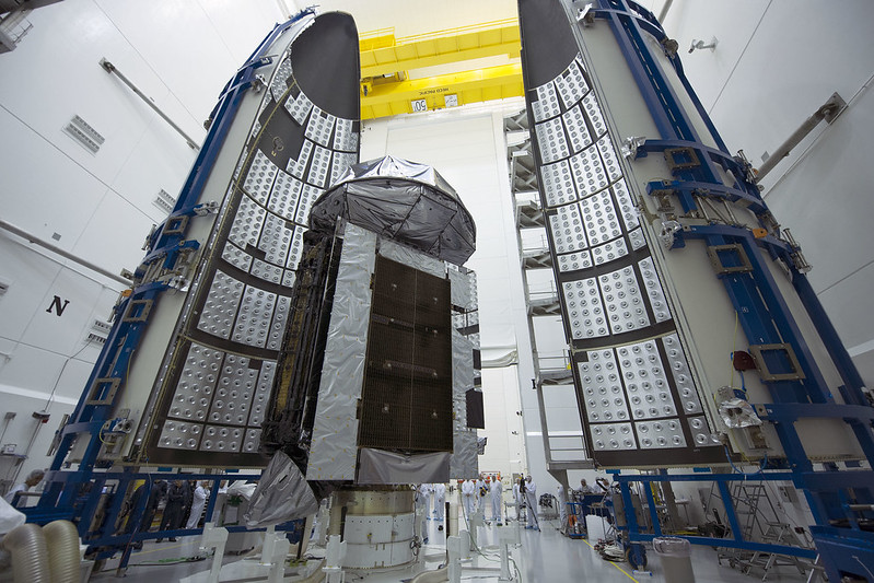 MUOS secure communications satellite system ready for operational use