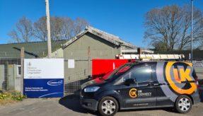 Landmarc and UK Connect at Halton Camp_2
