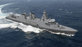 Rolls-Royce wins contract for MTU propulsion systems for Type 31 frigates