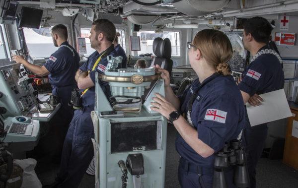 iMAST Alliance – Transforming Royal Navy Training, for Royal Navy people