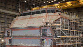 New supply chain contracts support £1bn spend on Type 26 frigate programme