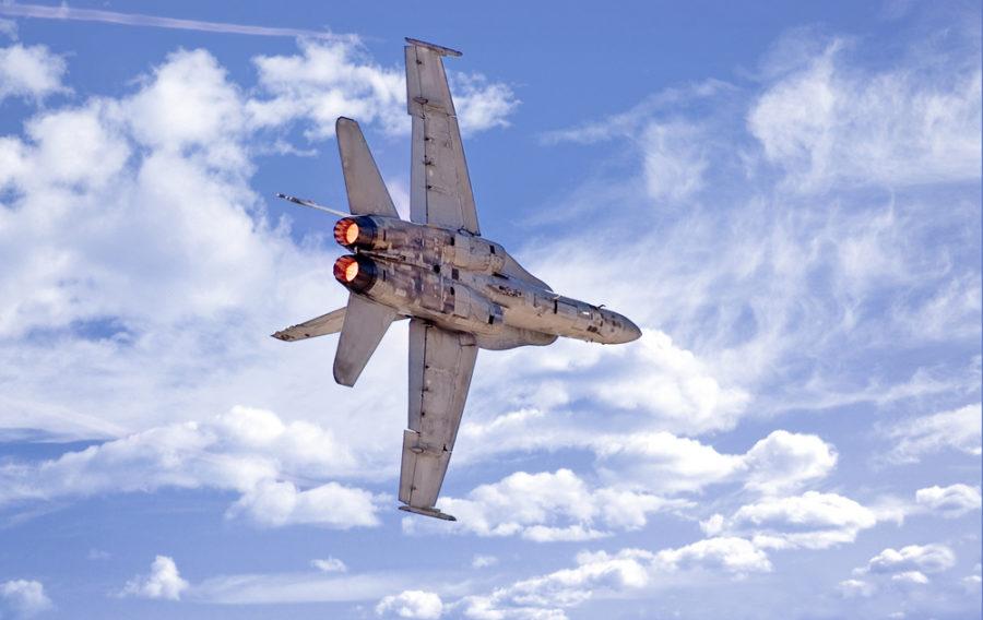 L3Harris wins $104 million deal for F/A-18 EW system