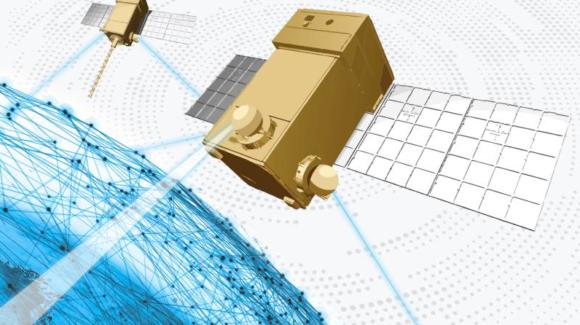 Lockheed Martin to build 10 small satellite mesh network