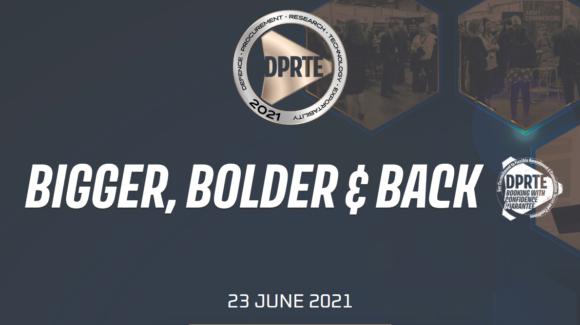 'Bigger, bolder and back' - DPRTE 2021 event launched