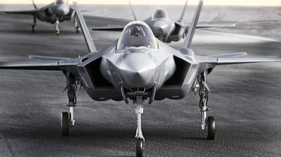 F-35 proposal submitted to Swiss Government