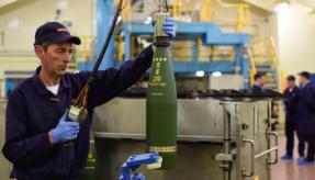 £2.4 billion munitions deal secures thousands of UK jobs