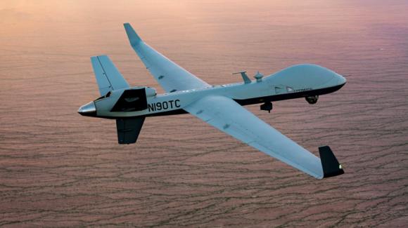 GA-ASI completes FSS testing on MQ-9B SkyGuardian wing structure
