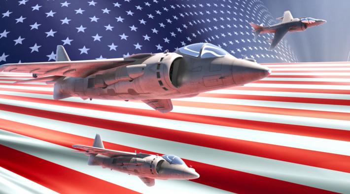 BAE Systems to support US AV-8B Harrier fleet to 2029