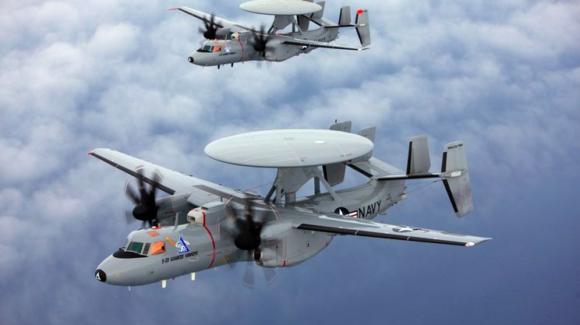 France to purchase Northrop Grumman's E-2D Advanced Hawkeye