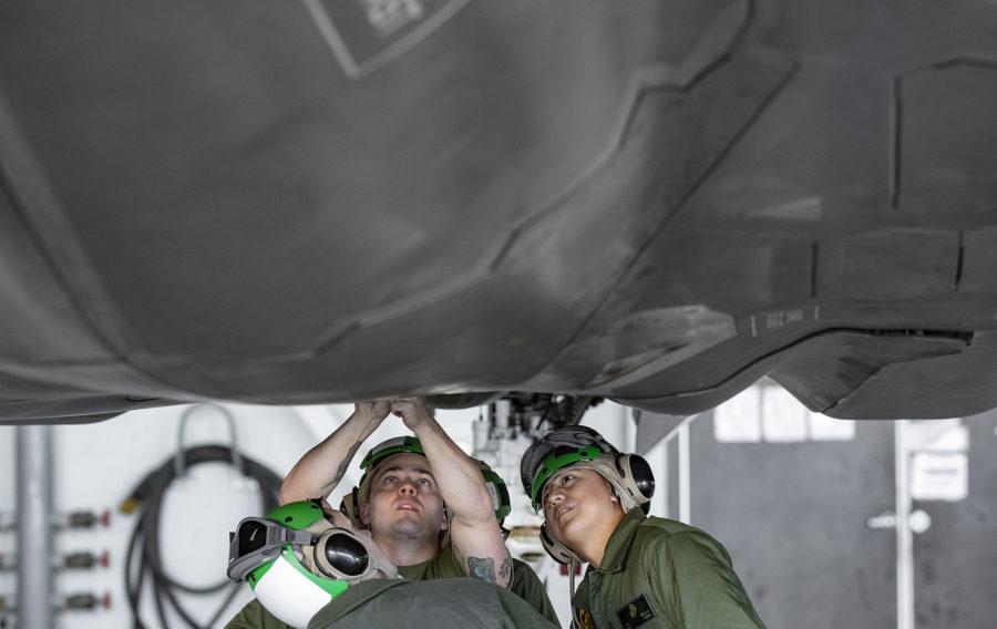 Lockheed Martin awarded $1.28B F-35 sustainment contract