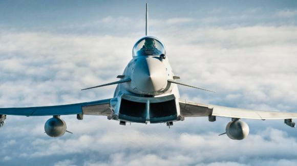 QinetiQ wins Typhoon combat aircraft £127m contract