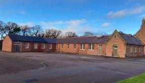 new kitchen and dining facility at Cameron Barracks