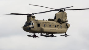Honeywell wins $476M contract to support engines on US Army's Chinook fleet