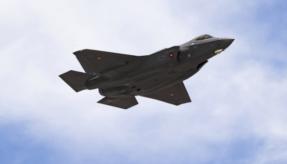 NATO F-35 Milestone First F-35A For Denmark Takes Flight