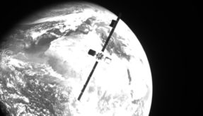 DPRTE partner Dstl leads experiment to observe satellites docking